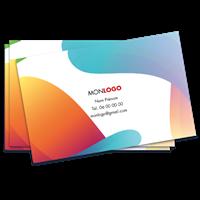 Modeles De Cartes Visite Avec Texte